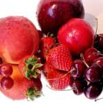 Frutas Rojas
