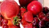 Frutas Rojas Ricas en Antioxidantes