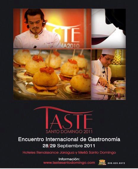 ¡Llegaron los días más deliciosos del año! Taste Santo Domingo 2011