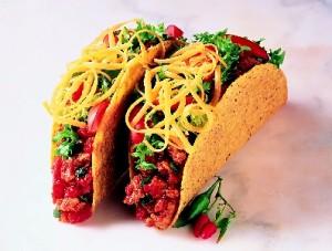 Tacos de Carne Molida