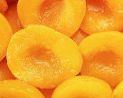 Cómo mejorar el sabor de los melocotones que vienen en almíbar?