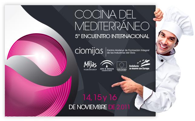 V Encuentro Internacional Cocina del Mediterráneo 2011