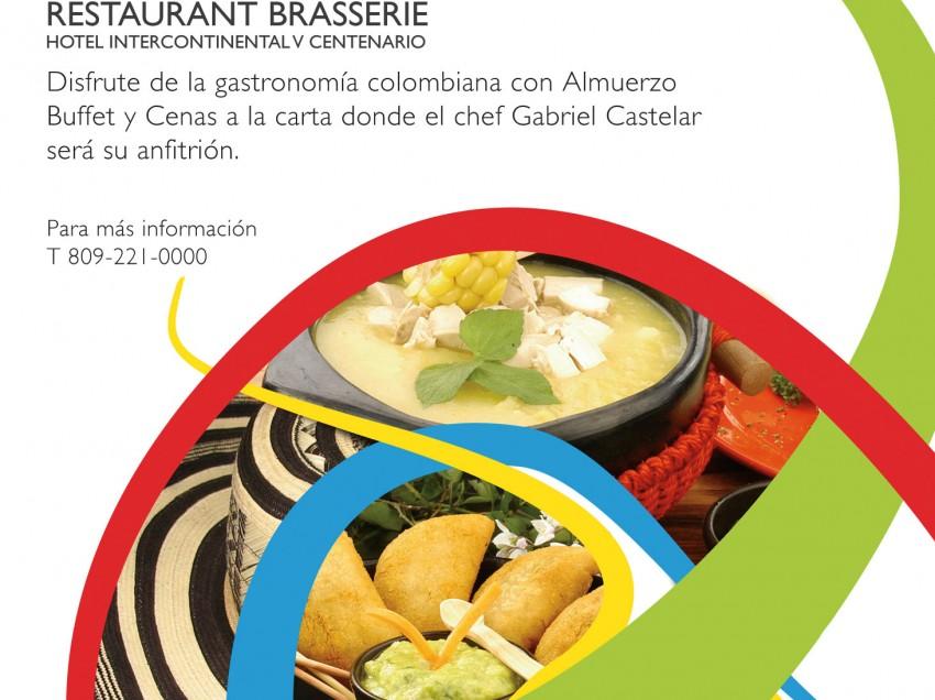 Hotel Intercontinental V Centenario Celebra Semana Gastronómica