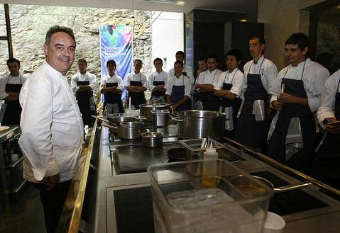 La Fundación el Bulli Volverá a Transformar la Creatividad en la Cocina