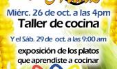 Feria  del Maíz en La Romana