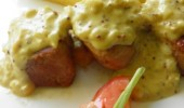 Filete de Cerdo en Salsa de Mostaza Dijón
