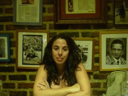 Chef Argentina Alejandra Brunet