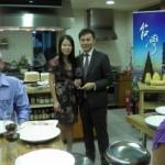 Wen-Mei Chen, José Wang