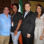 Juancho Ortiz, La Chefa, Sergio Benitez, Gina Eli