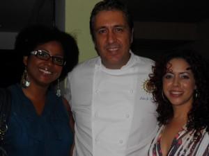 La Chefa, Chef Luis Fitch y Elaine Hernández