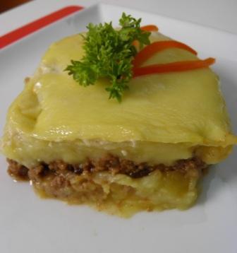 Pastelon Navideno De Papascocina Caribe Cocina Caribe