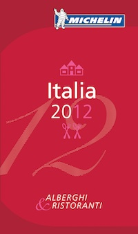 Guía Michelin Italia 2012