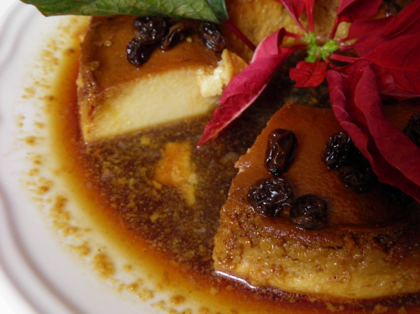 Cómo conseguir mejor sabor del Flan de Leche?