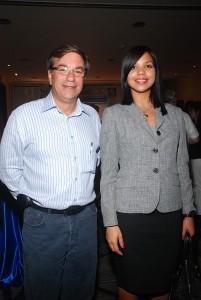 Luis Jorge e Inés Páez