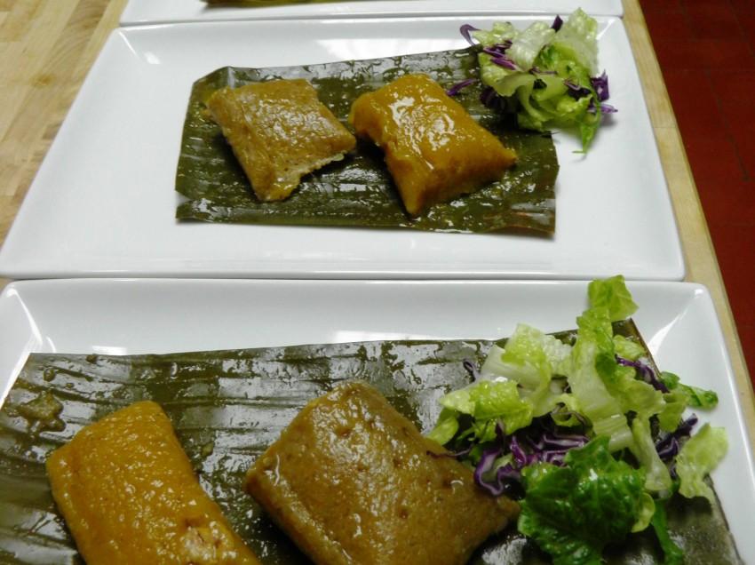 Pasteles en Hoja Dominicano