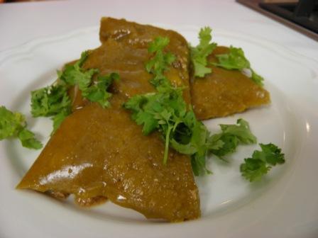 Cómo mejorar el sabor de los Pasteles en Hoja?