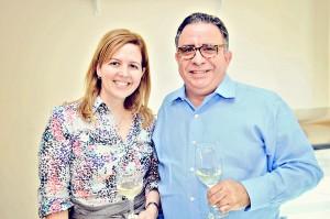 Maria Suarez y Juancho Ortiz