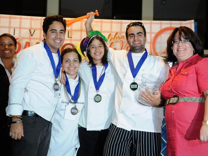 Concluye con éxito XV Festival Gastronómico Interuniversitario UNIBE 2012