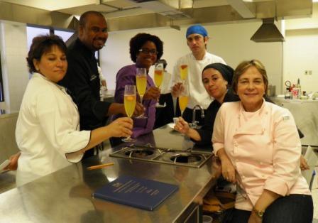 Domínico Americano finaliza Diplomado en Gestión y Arte Culinario