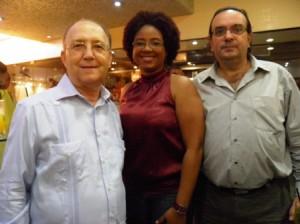 Jorge Ibañez, La Chefa, Angel García