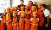 Pequeños chefs visitan Chocoa Pastelería
