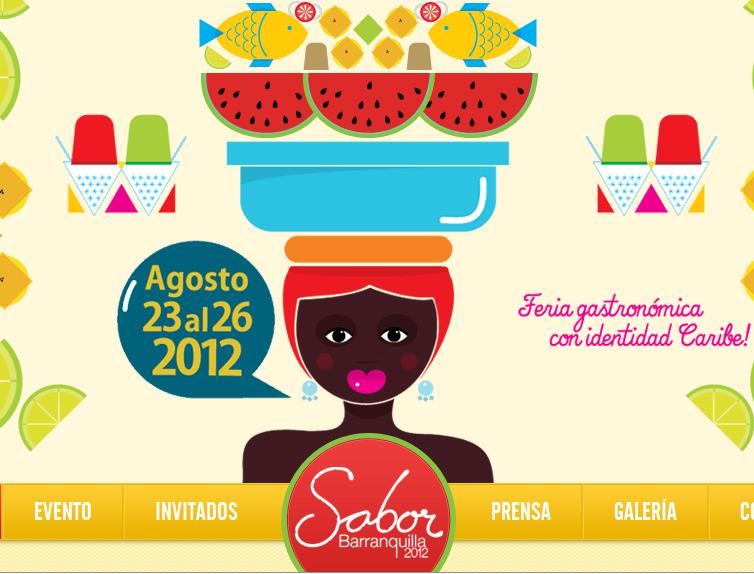 Gastronomía caribeña en Sabor Barranquilla