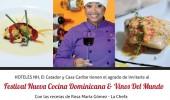 Festival Nueva Cocina Dominicana en Bávaro-Punta Cana
