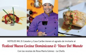 Festival Cocina Dominicana