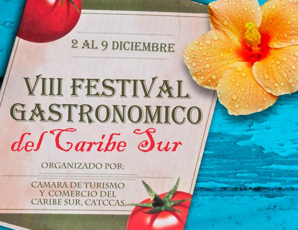 VIII Festival de Gastronomía del Caribe Sur en Costa Rica