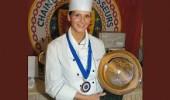 Chef de Lufthansa elegida 'Mejor Chef Joven del Mundo'