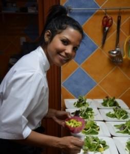 Inés Páez en Casa Caribe