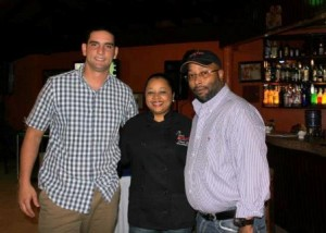 Amadeo Dominique, Chef T y Chef Stephan Berrouet