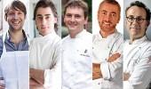 Cinco top chefs en MESAMÉRICA 2013