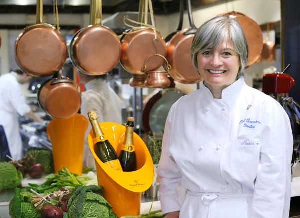 Nadia Santini : Mejor chef femenina del mundo