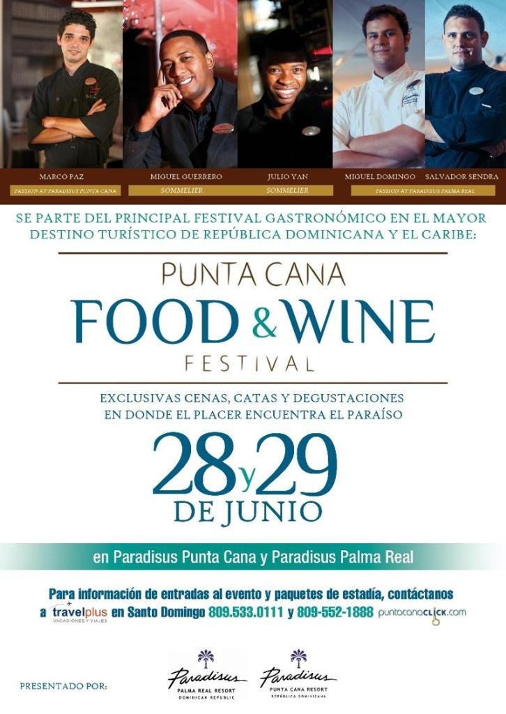 Punta Cana Food & Wine