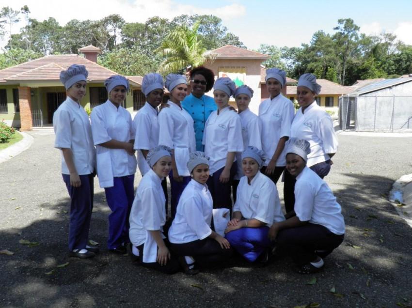 Taller de Nueva Cocina Dominicana en Jarabacoa