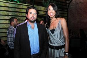 Diego Fernandez y Gabriela Reginato