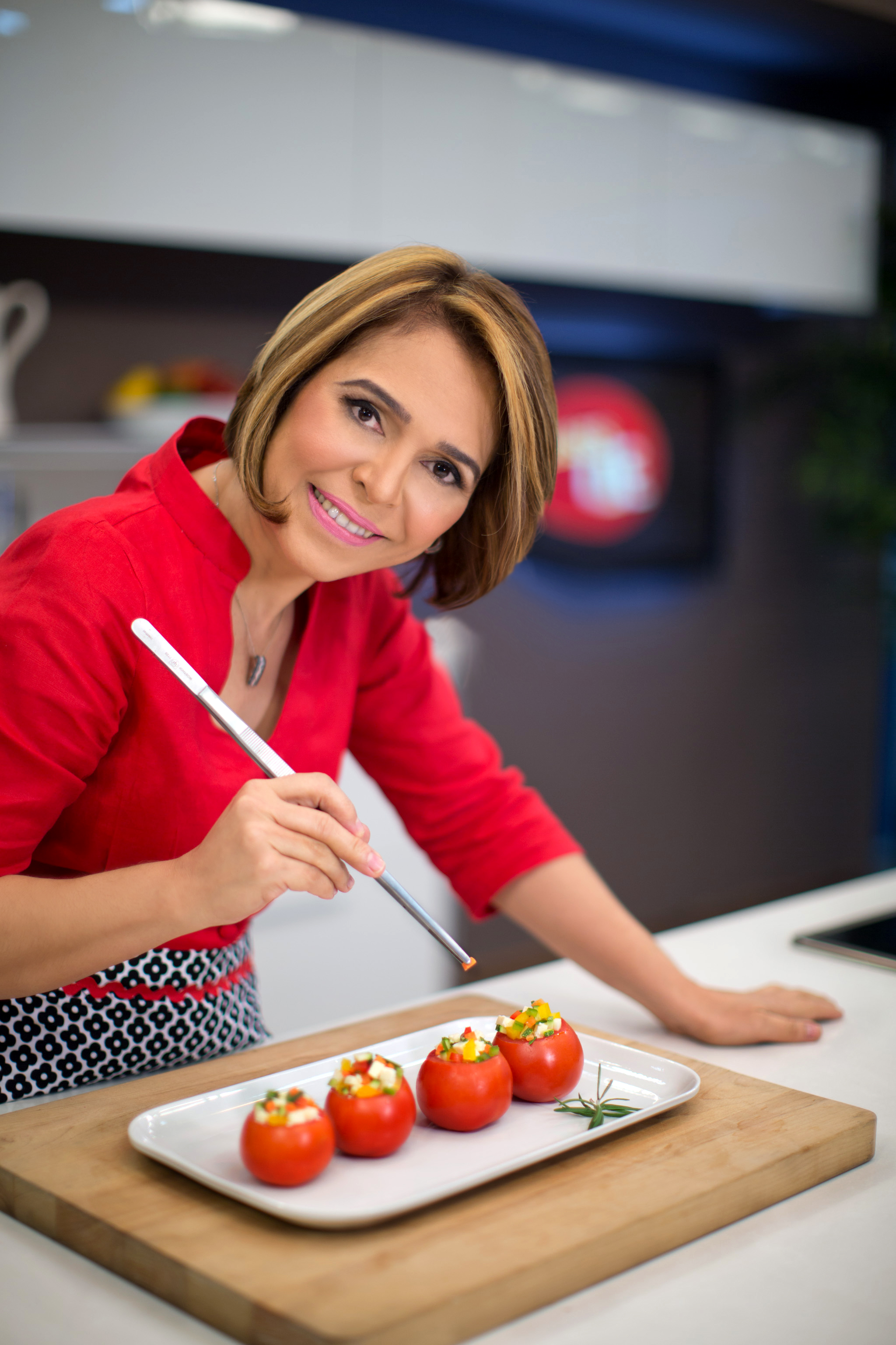Nuevo programa tv clases de cocina con jacqueline cocina for Programas de cocina