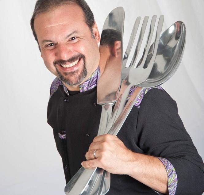 Chef Leandro Díaz renueva su programa