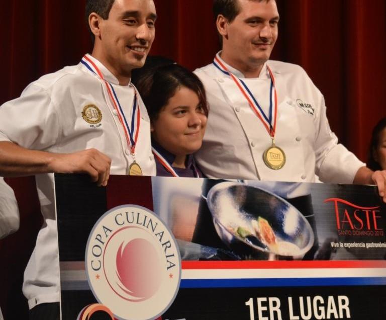 Preparan II Copa Culinaria Nestlé Profesional