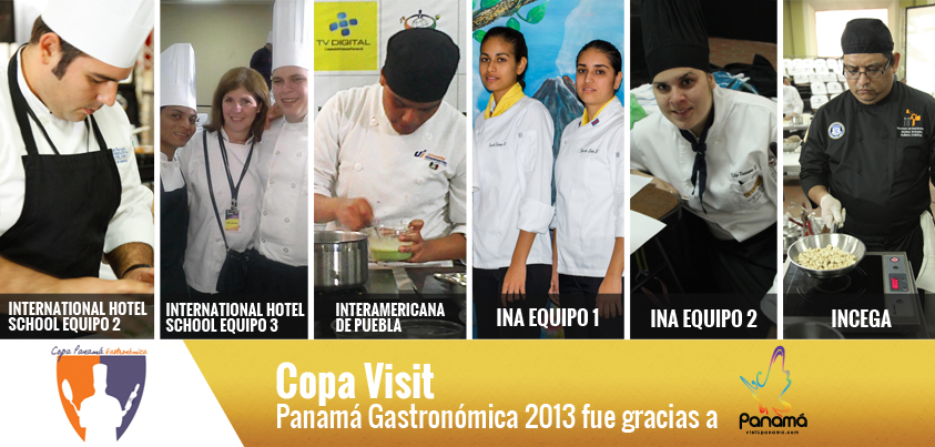 IV  Versión de Panamá Gastronómica