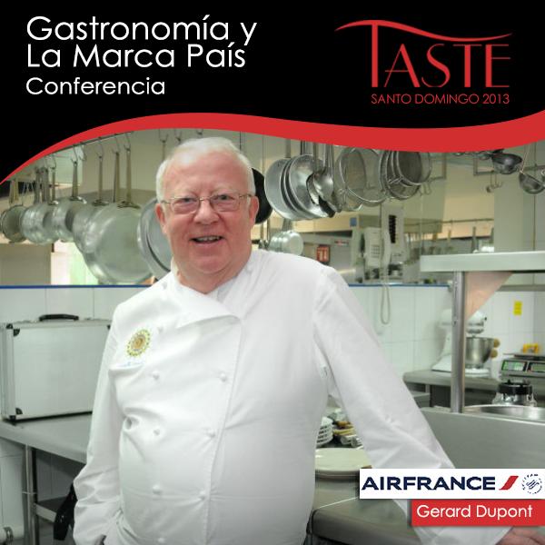 La Academia Culinaria de Francia en Taste