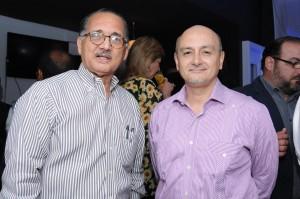 Arturo Villanueva y Mario Núñez