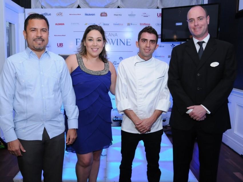 Anuncian Punta Cana Food & Wine Festival