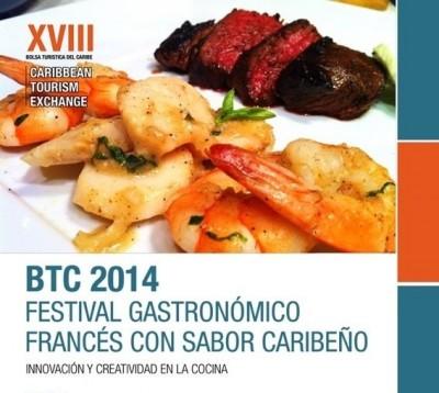 Gastronomía Francesa con Sabor Caribeño