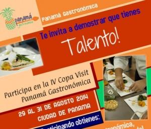Convocan a la Copa Panamá Gastronómica 2014