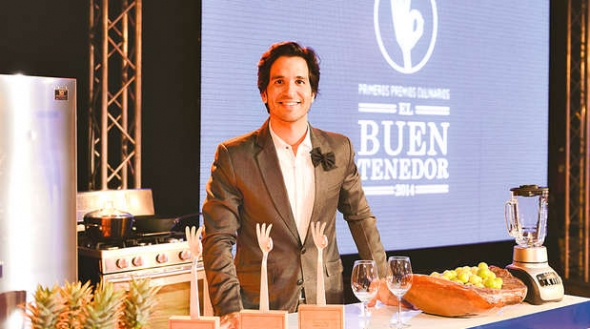 """Jorge Chanis: """"Panamá es un crisol de razas y de gastronomías"""""""