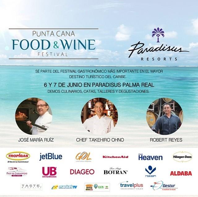 Crónica del Punta Cana Food & Wine 2014