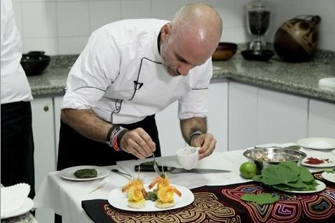 Nuevo programa de cocina colombiana