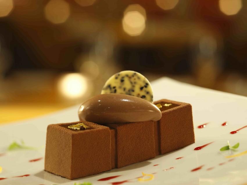 Concurso de chocolate en la XXVIII Exposición Comercial